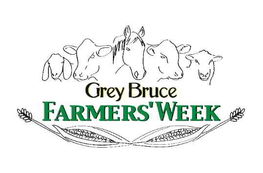 Grey Bruce Farmers' Week logo