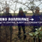 JOB: Young Agrarians Central Alberta Coordinator