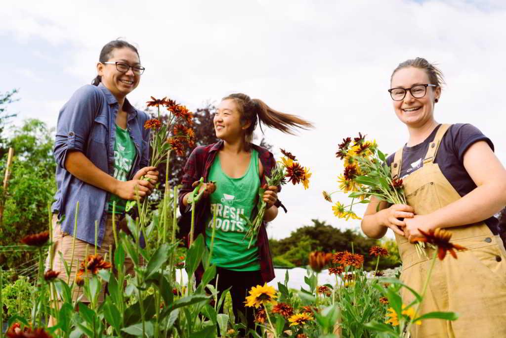 Fresh Roots Schoolyard Farm Internship