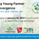 NFU 2019 Young Farmer Convergence – Apply To Attend