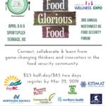 APRIL 5-6, 2019: TERRACE, BC – Food Glorious Food Forum
