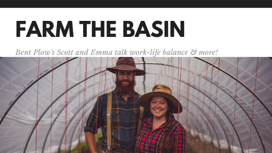 Scott and Emma of Bent Plow Farm