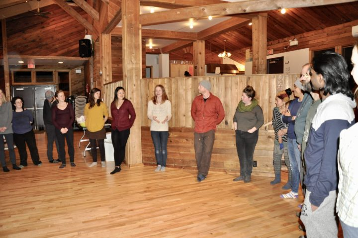 Intro Circle ~ Vallican Whole Community Potluck 2019