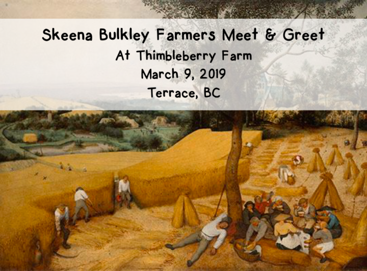 skeena bulkley farmers meet and greet terrace