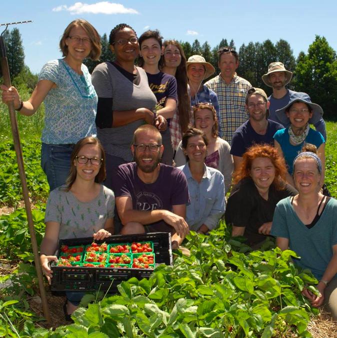 Ignatius Farm, Farm Job, Guelph