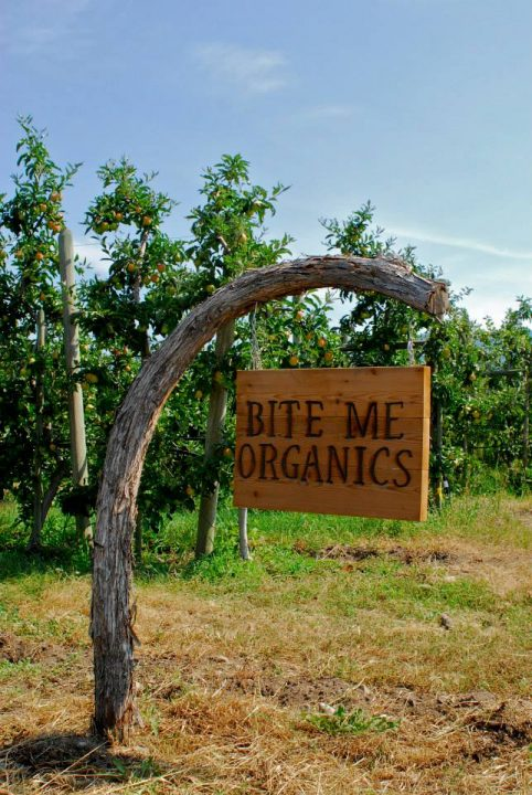 bite me organics, kelowna, farm job