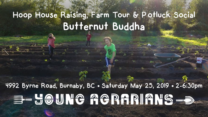 Butternut Buddha May 25 Burnaby
