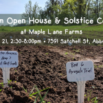 June 21, 2019: ABBOTSFORD, BC – Seed Farm Open House & Solstice Celebration