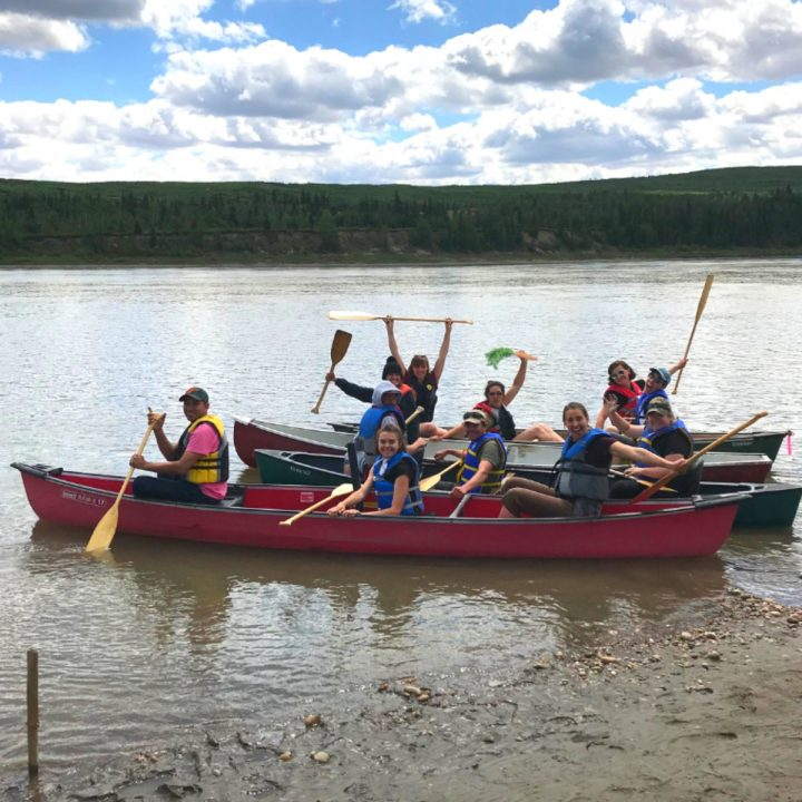 2019 Apprenticeship Canoe Trip