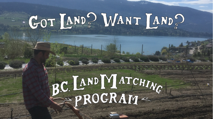 Okanagan College Land Opportunity - Blog Post Header