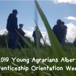 YA Alberta Apprenticeship Orientation Weekend