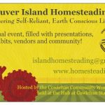 Vancouver Island Homesteading Fair – Call for Presenters & Vendors