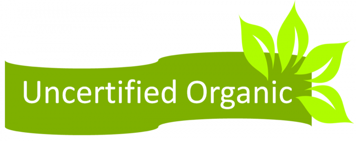 Uncertified Organic