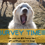 ALBERTA FARMERS: Complete this Survey and Win YA Swag!