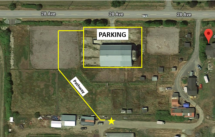 tsawwassen farm school parking map