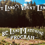 LAND OPPORTUNITY: Certified organic farm in Passmore, BC