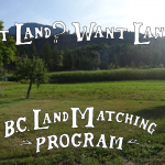 NO LONGER AVAILABLE :   LAND OPPORTUNITY: Silver Creek, BC, Farm Land and Housing