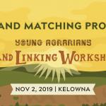 NOV 2, 2019: KELOWNA, BC – OKANAGAN LAND LINK