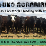 Sept 14+15 2019: Grimshaw, AB – Low Stress Livestock Handling Workshop with Dylan Biggs