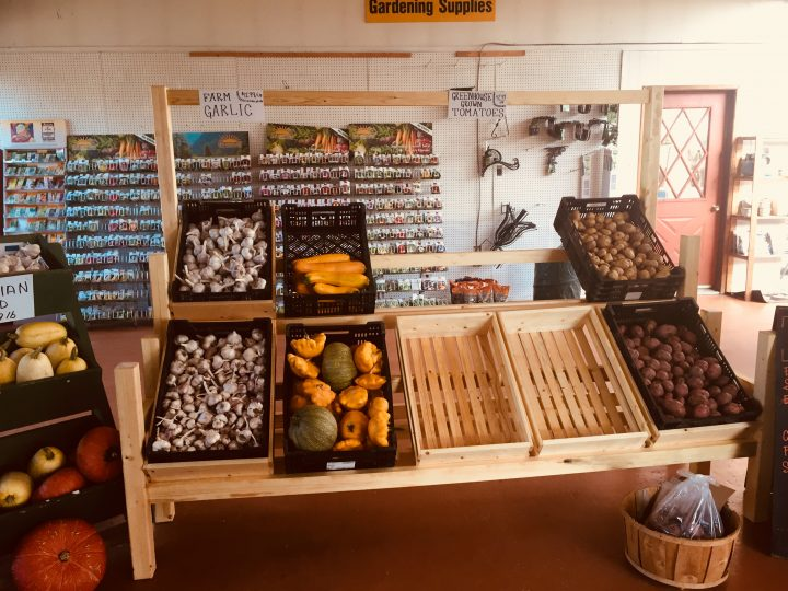 Farm produce At Morris