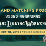 OCT 20, 2019: PRINCE GEORGE, BC – Central & Northern BC Land Link