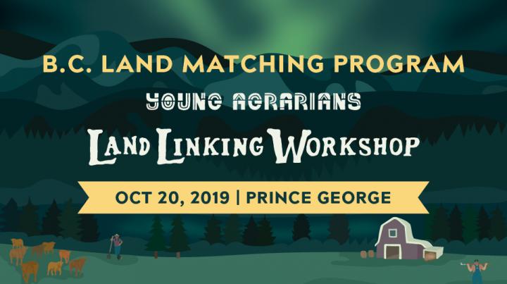 prince george land link