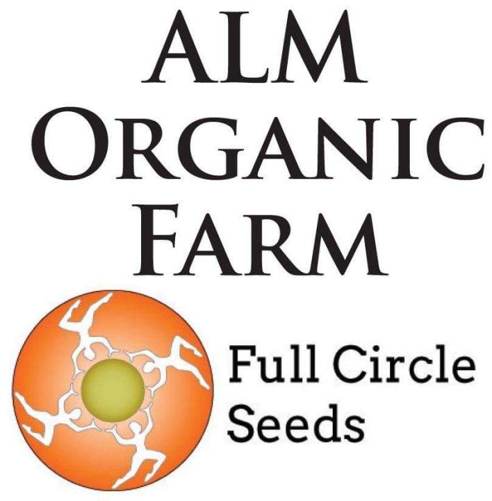 alm farm, sooke, vancouver island, seed