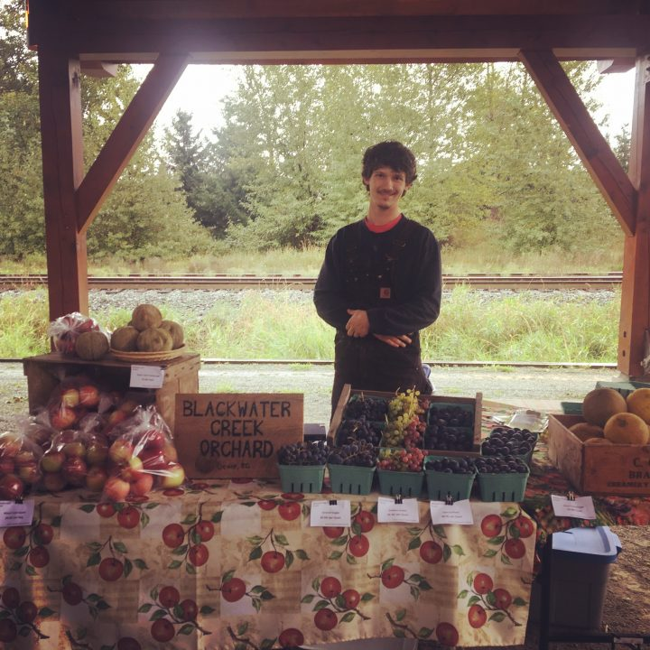 Blackwater Creek Orchard Farm Stand