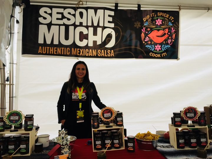Sesame Mucho, Mexican salsa made in Castlegar!