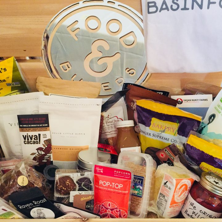 Basin Food Summit Basket