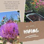 JOB: VICTORIA, BC – Compost Education Centre, Executive Director