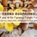 FEB 16, 2020: AINSWORTH HOT SPRINGS – Wet and Wild: Farming Fungi Forum