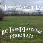 LAND OPPORTUNITY: 11 Acres of Pasture and Barn – Central Saanich, BC