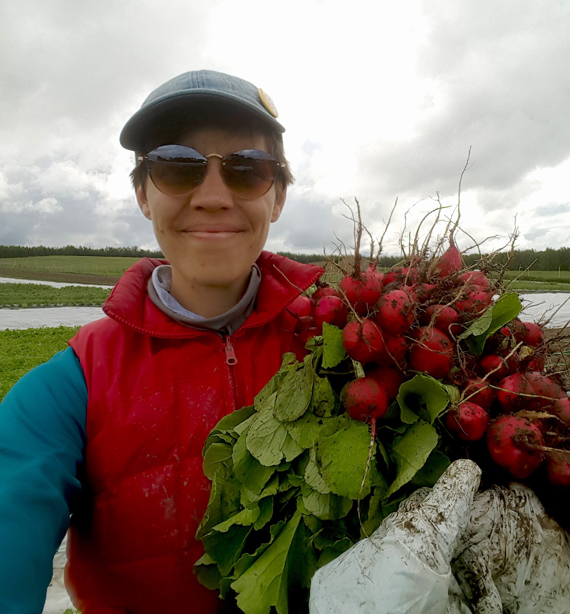 young agrarians, womens day, spud.ca, spud