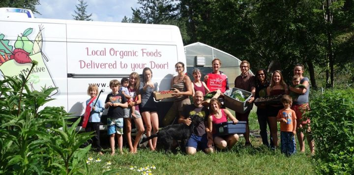 Garnett Hollow Organic Farm, farm job, summerland, okanagan