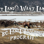 NO LONGER AVAILABLE : 150 acres with housing, Vinsulla, BC