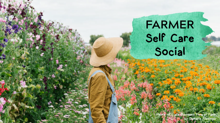 self care social, young agrarians, vancouver, chilliwack