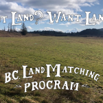 LAND OPPORTUNITY: Up to 25 Acres for Cropping or Grazing Lease and Potential for Market Garden Collaboration – Nanaimo, BC