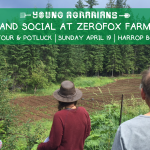 POSTPONED – TBA 2020: HARROP, BC – Land Social at ZeroFox Farms
