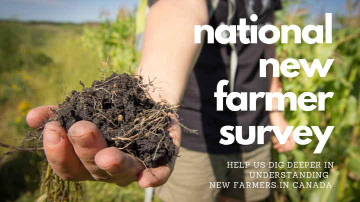 New Farmer Survey