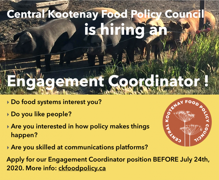 central kootenay food policy council