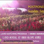 TELKWA, BC – Land Social at High Slope Acres – Sunday, September 6th