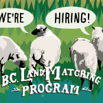 JOB OPPORTUNITY: METRO VAN LAND MATCHER