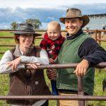 YA APPRENTICESHIP 2021 – Luna Field Farm MANITOBA MENTORS Lydia and Wian