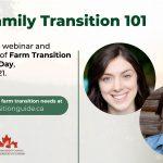 JAN 12, 2021: Farm Transition Appreciation Day