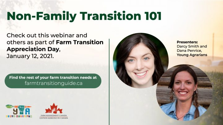 farm transition appreciation day