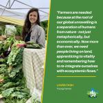NFU Series #1: Why I Farm: Reflections on my absurd career choice