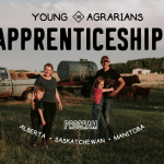 YA Apprenticeship 2021 – Vanscoy, SK – Farm One Forty