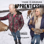YA Apprenticeship 2021: Shell Lake, SK – Lazy Plum Farm