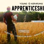 YA Apprenticeship 2021 – Wishart, SK – Peregrine Farm